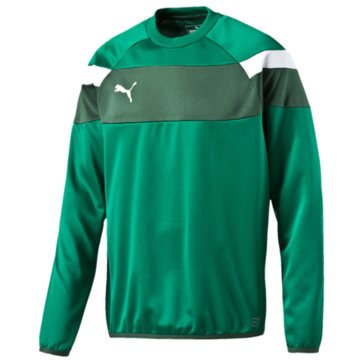 Puma Sweater grün