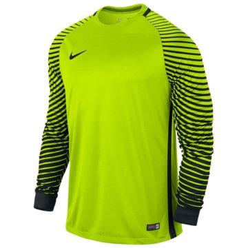 Nike Langarmshirt grün