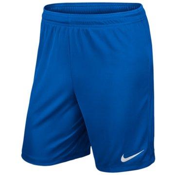 Nike Lange Hosen blau