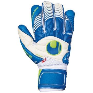 Uhlsport Torwarthandschuhe blau