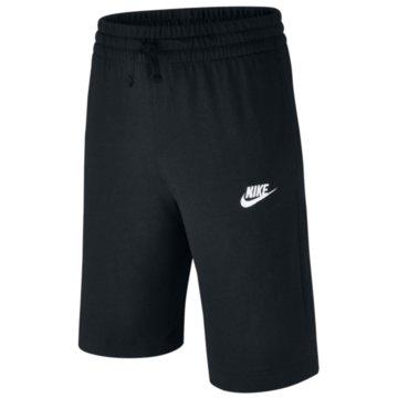 Nike Kurze SporthosenNike Sportswear Big Kids' (Boys') Shorts - 805450-011 schwarz