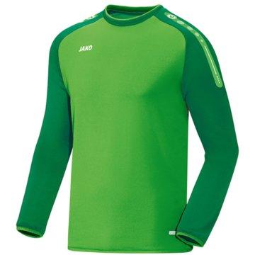 Jako SweatshirtsSWEAT CHAMP - 8817K 22 grün