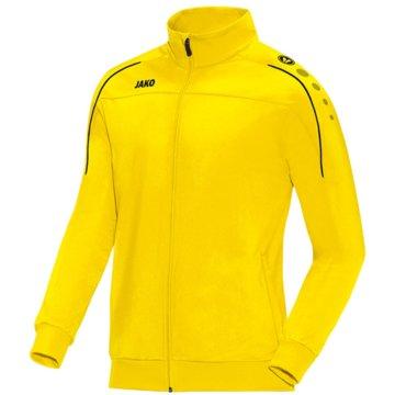 Jako Trainingsanzüge gelb