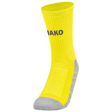 Jako Hohe Socken gelb
