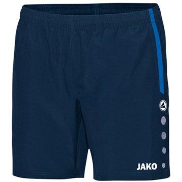 Jako kurze SporthosenSHORT CHAMP - 6217D 89 blau