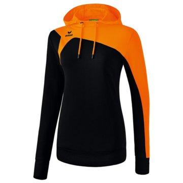 Erima SweaterCLUB 1900 2.0 KAPUZENSWEAT - 1070728 schwarz