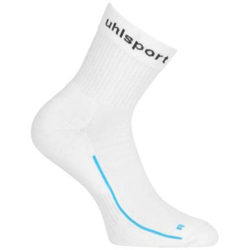 Uhlsport Hohe Socken weiß