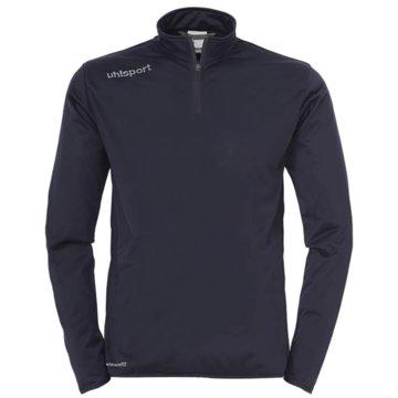 Uhlsport SweaterESSENTIAL 1/4 ZIP TOP - 1005171 blau
