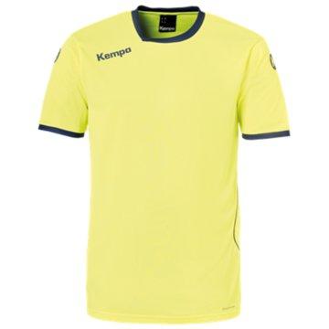 Kempa HandballtrikotsCURVE TRIKOT - 2003059 gelb