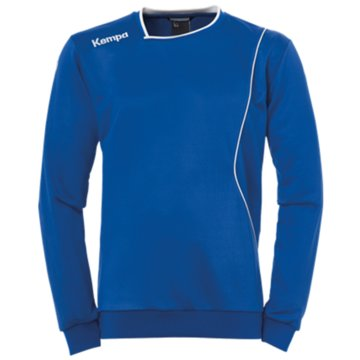 Kempa SweatshirtsCURVE TRAINING TOP - 2005088 6 blau