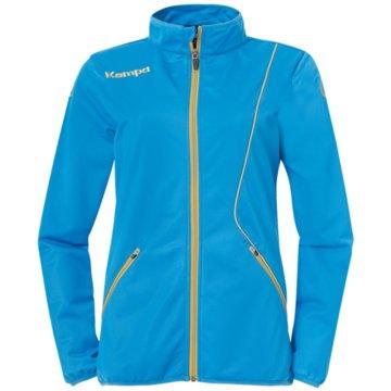 Uhlsport TrainingsanzügeCURVE CLASSIC JACKE WOMEN - 2005086 3 blau