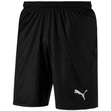 Puma Fan-HosenLiga Shorts Core schwarz