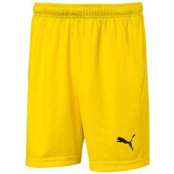 Puma Fan-Hosen gelb