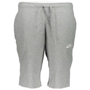 Nike Kurze HosenSportswear Logo Short grau