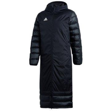adidas Winterjacken schwarz