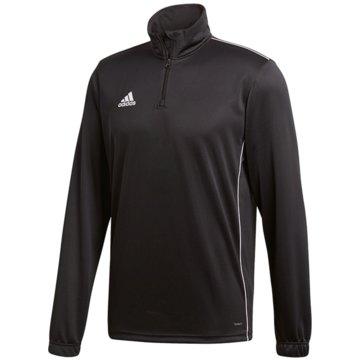 adidas SweatshirtsCORE18 TR TOP Y - CE9028 schwarz
