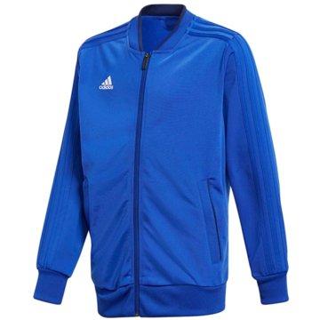 adidas TrainingsjackenCON18 PES JKT Y - CF4336 blau