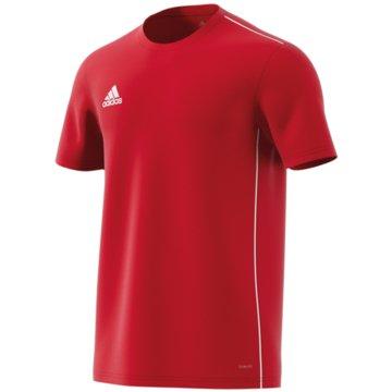 adidas FußballtrikotsCORE18 JSY - CV3452 rot