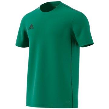 adidas FußballtrikotsCORE 18 TRAININGSTRIKOT - CV3454 grün