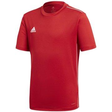 adidas FußballtrikotsCORE18 JSY Y - CV3496 rot
