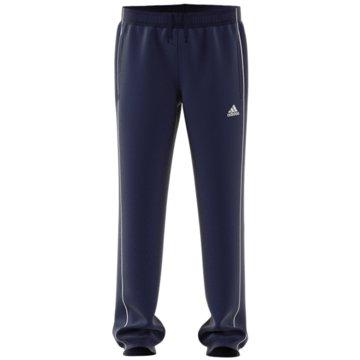 adidas Trainingshosen blau