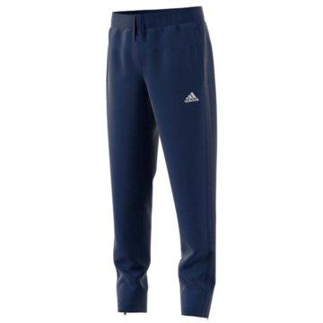 adidas TrainingshosenCON18 PES PNT Y - CV8261 blau