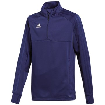 adidas SweatshirtsCON18 TR TOP2 Y - CV9644 blau