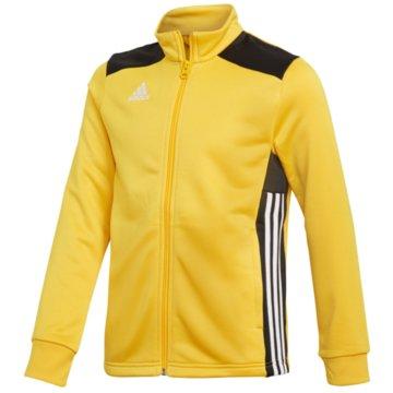 adidas TrainingsjackenREGI18 PES JKTY - CZ8630 gelb