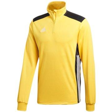 adidas Sweatshirts gelb
