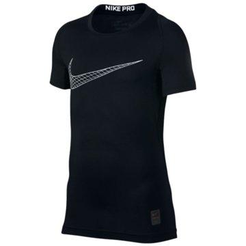 Nike T-Shirts schwarz