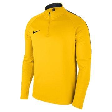 Nike LangarmshirtDRI-FIT ACADEMY - 893624-719 gelb