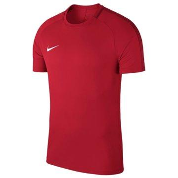 Nike FußballtrikotsKIDS' DRY ACADEMY 18 FOOTBALL TOP - 893750-657 rot