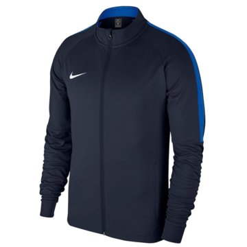 Nike TrainingsjackenKIDS' DRY ACADEMY18 FOOTBALL JACKET - 893751-451 blau