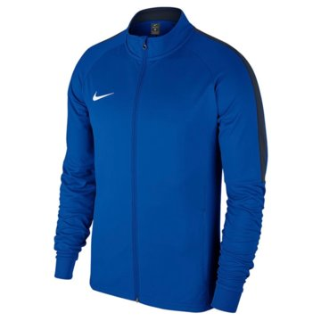 Nike TrainingsjackenKIDS' DRY ACADEMY18 FOOTBALL JACKET - 893751-463 blau