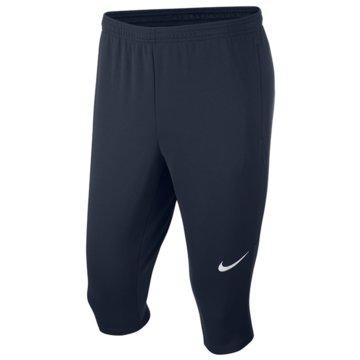 Nike 3/4 HosenMEN'S NIKE DRY ACADEMY18 FOOTBALL P - 893793 blau