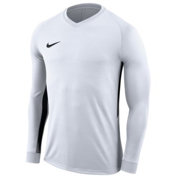 Nike LangarmshirtDRI-FIT TIEMPO PREMIER - 894248-100 weiß