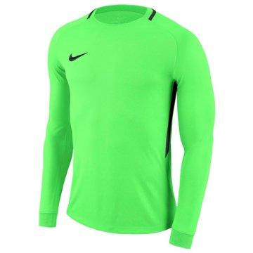 Nike Fußballtrikots grün