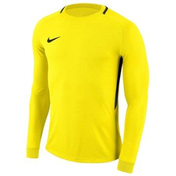 Nike Fußballtrikots gelb