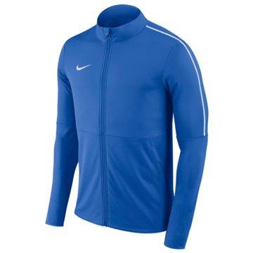 Nike TrainingsjackenKIDS' NIKE DRY PARK18 FOOTBALL JACK - AA2071 blau