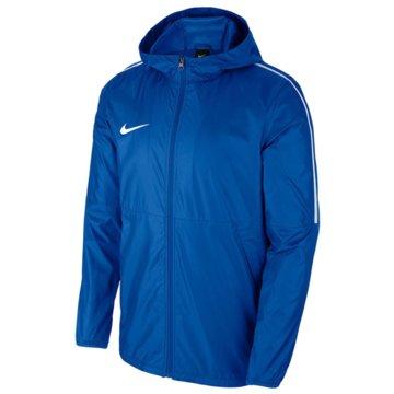 Nike ÜbergangsjackenKIDS' NIKE DRY PARK18 FOOTBALL JACK - AA2091 blau