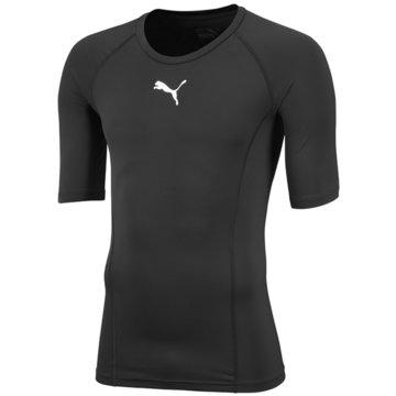Puma T-Shirts schwarz
