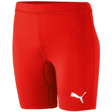 Puma TightsLIGA BASELAYER SHORT TIGHT - 655924 rot