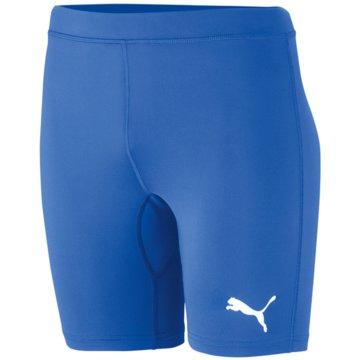 Puma TightsLIGA BASELAYER SHORTTIGHT - 655937 blau
