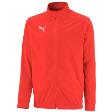 Puma Trainingsjacken rot