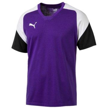 Puma T-Shirts lila