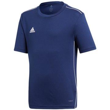 adidas FußballtrikotsCORE 18 TRAININGSTRIKOT - CV3494 blau