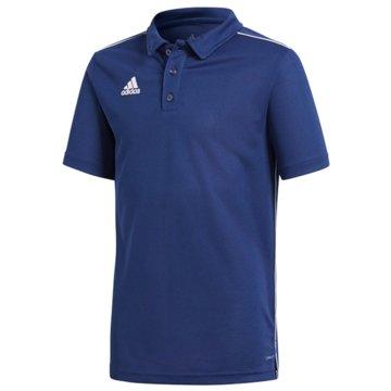 adidas PoloshirtsCORE 18 CLIMALITE POLOSHIRT - CV3680 blau