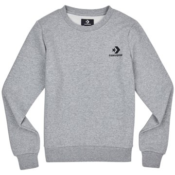 Converse Sweater grau