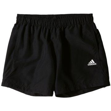 adidas Kurze Hosen schwarz