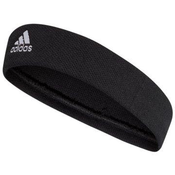 adidas StirnbänderTENNIS HEADBAND - CF6926 schwarz